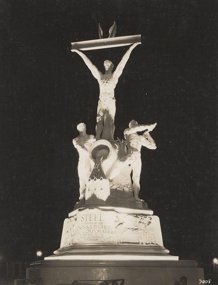 Sesqui-Centennial Statues #5
