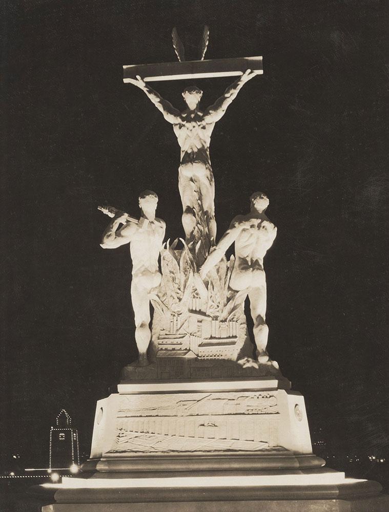 Sesqui-Centennial Statues #6