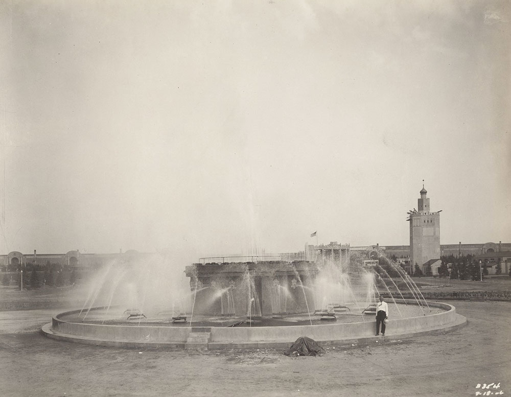 Sesqui-Centennial Fountains #6