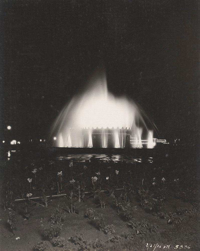 Sesqui-Centennial Fountains #7
