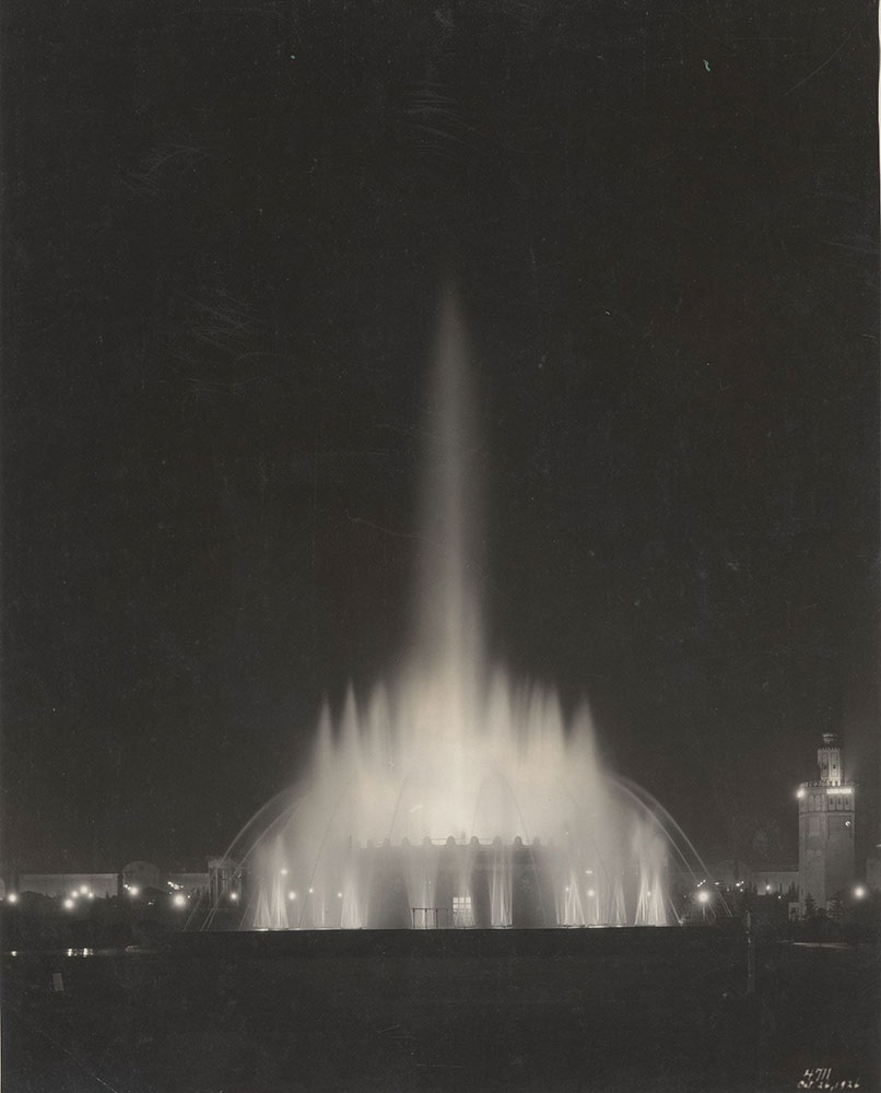 Sesqui-Centennial Fountains #8