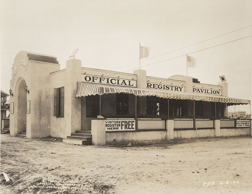 Sesqui-Centennial Vendor Booths #2