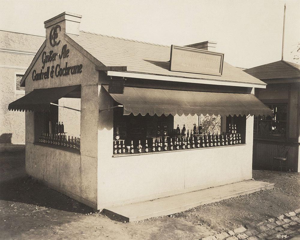 Sesqui-Centennial Vendor Booths #3
