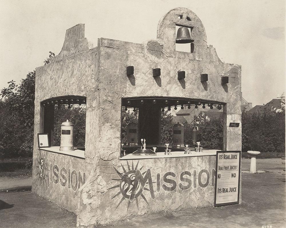 Sesqui-Centennial Vendor Booths #4