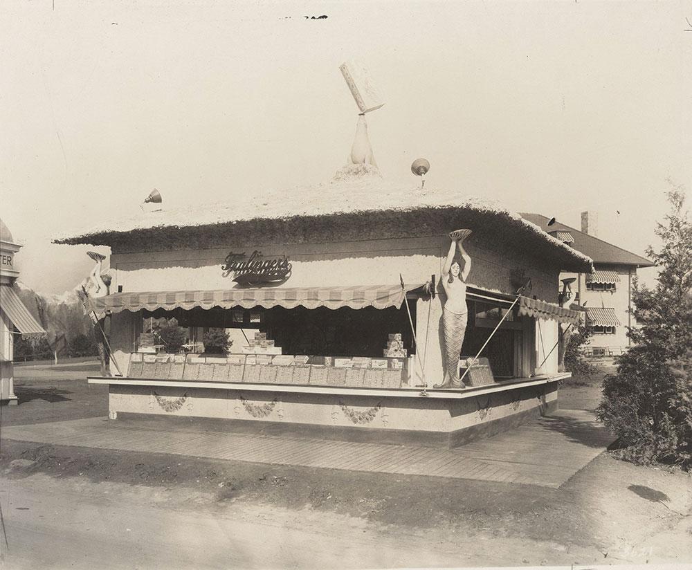 Sesqui-Centennial Vendor Booths #5