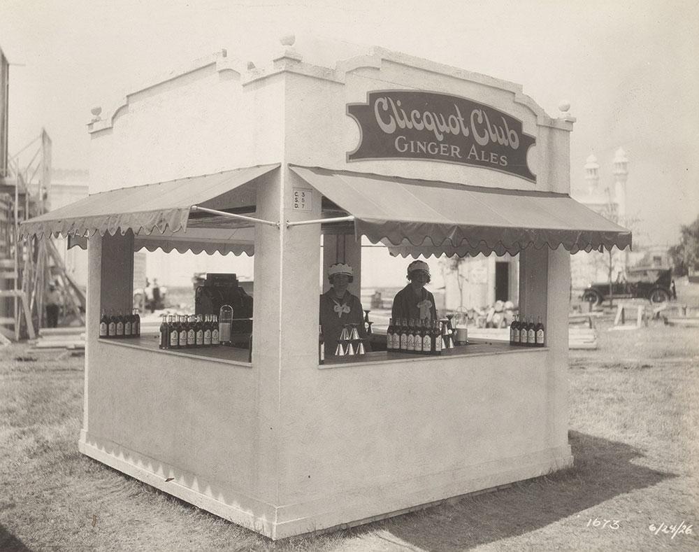 Sesqui-Centennial Vendor Booths #8