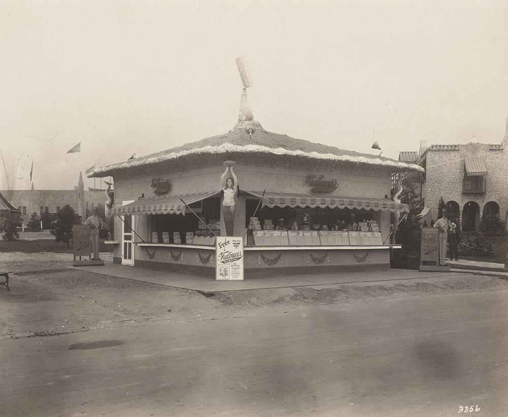 Sesqui-Centennial Vendor Booths #9