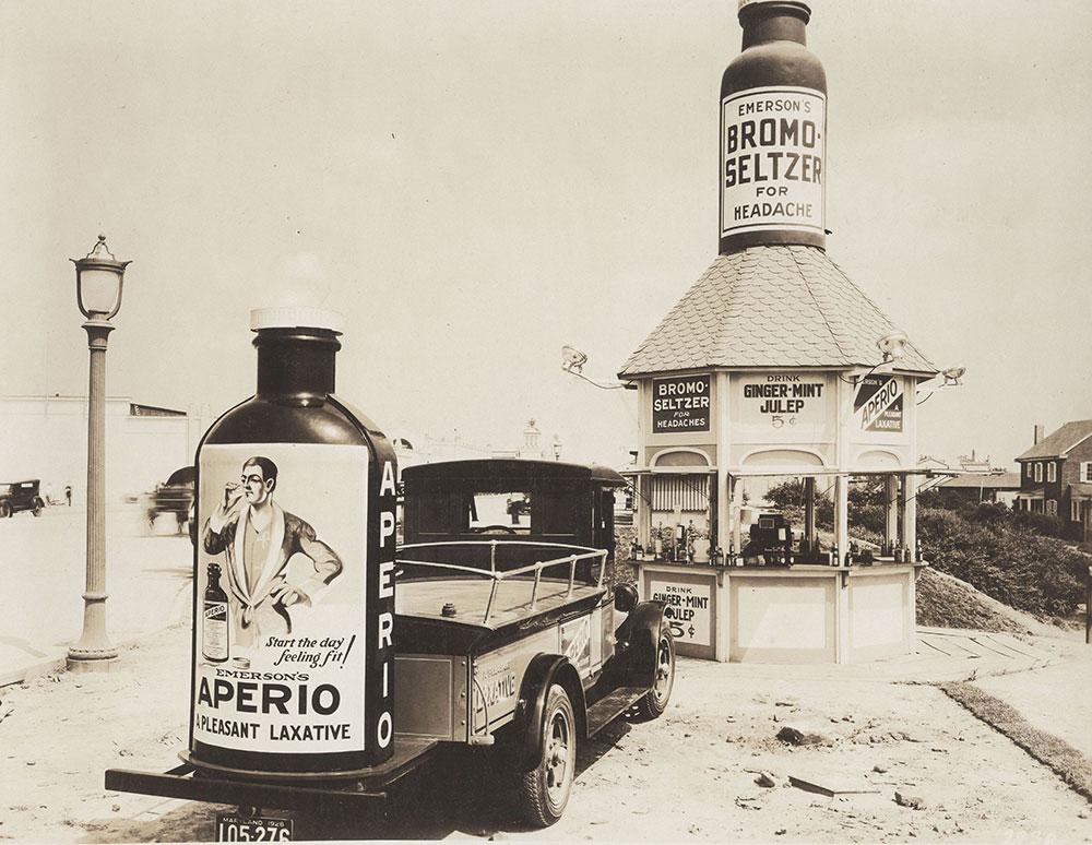 Sesqui-Centennial Vendor Booths #16