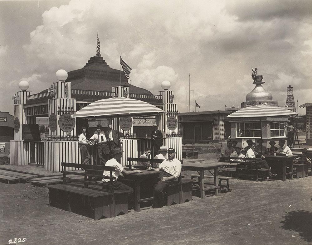 Sesqui-Centennial Vendor Booths #19