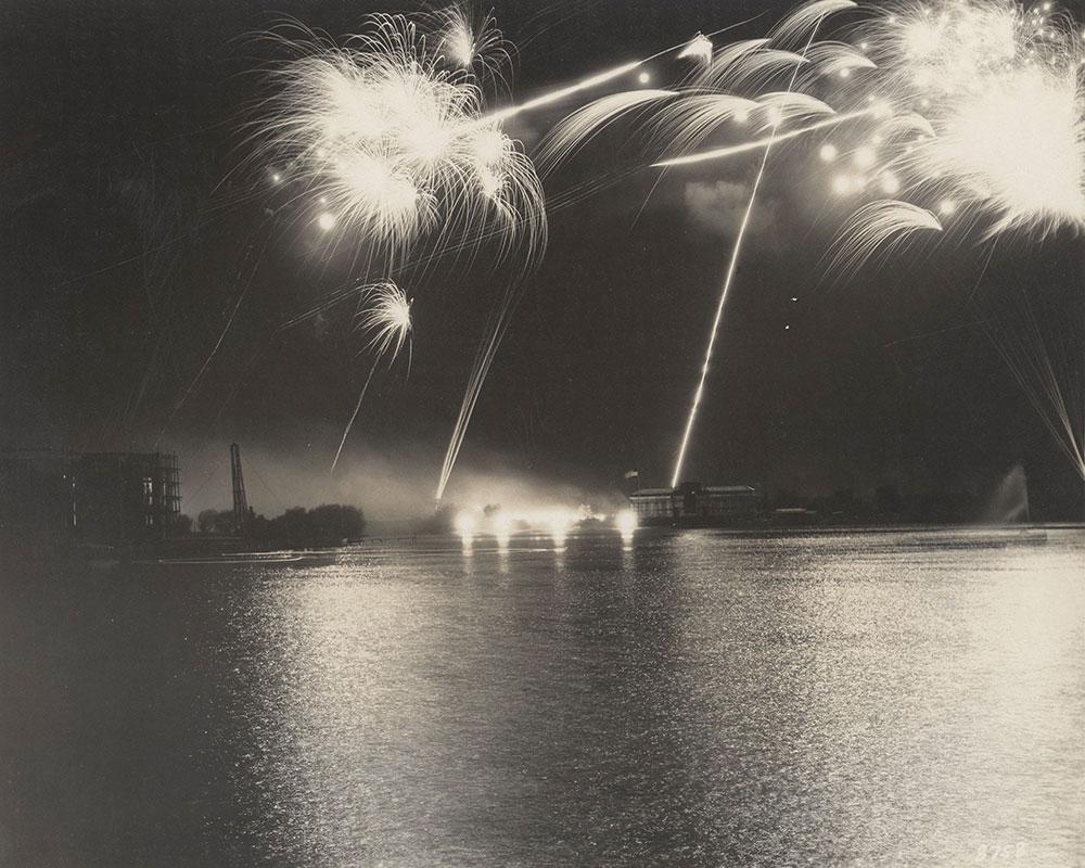 Sesqui-Centennial Fireworks #6