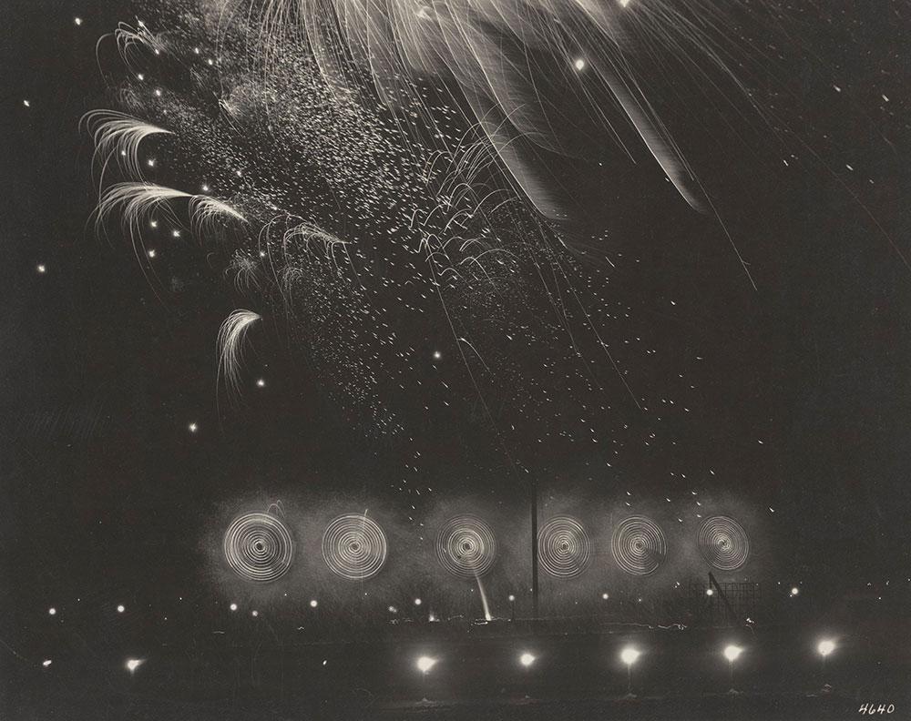 Sesqui-Centennial Fireworks #10