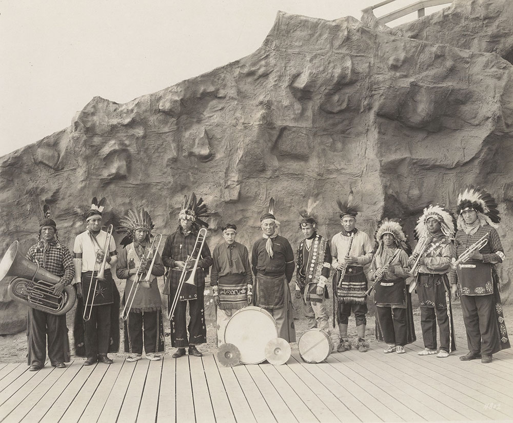 Sesqui-Centennial Performance #16