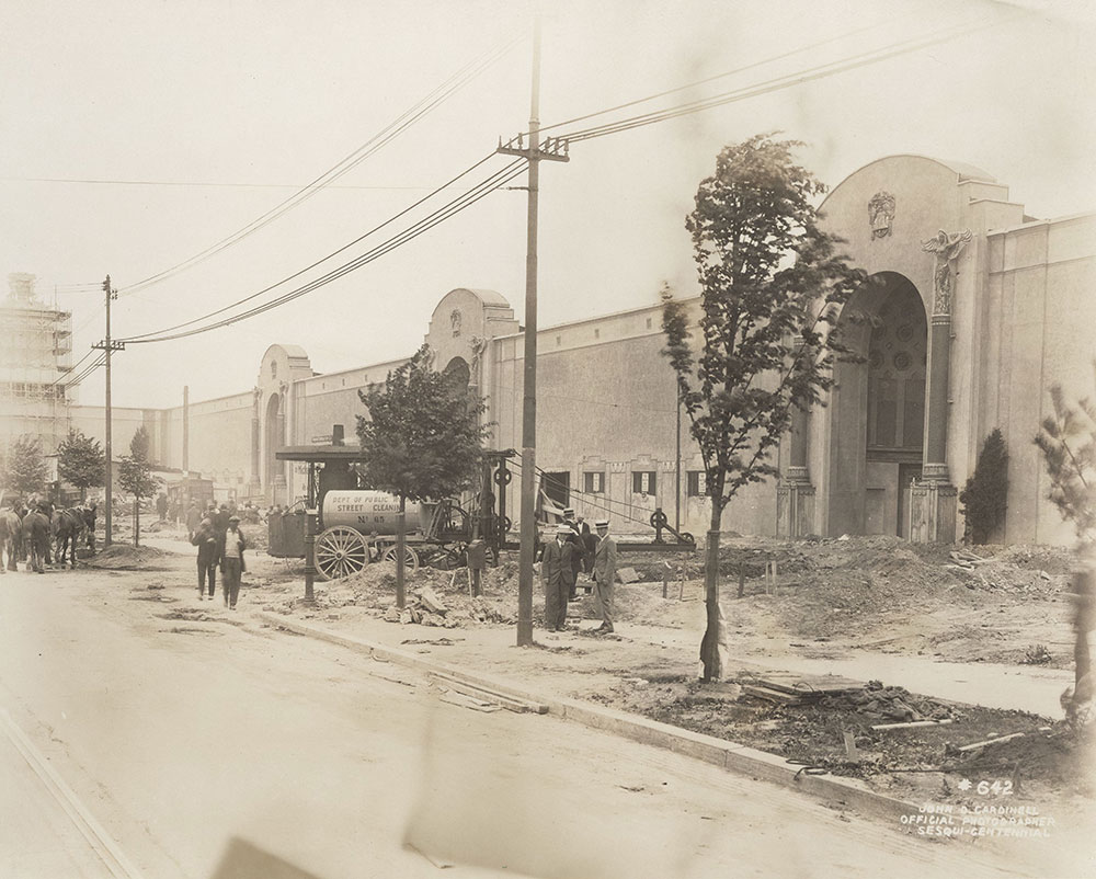 Sesqui-Centennial Liberal Arts Building #7