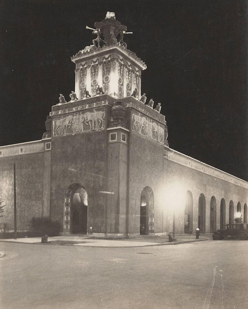 Sesqui-Centennial Liberal Arts Building #9
