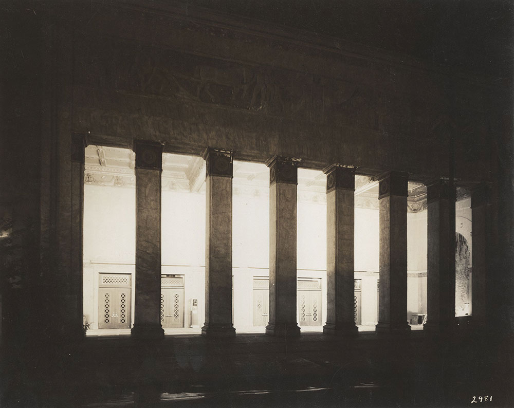 Sesqui-Centennial Liberal Arts Building #12