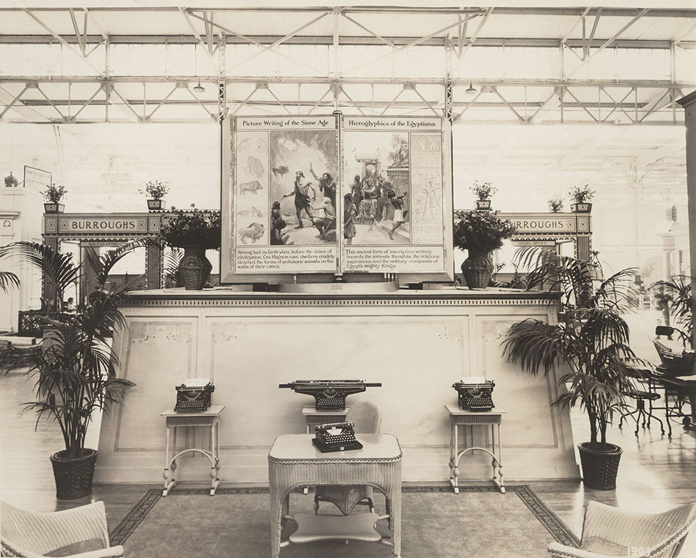 Sesqui-Centennial Liberal Arts Building Exhibit #7