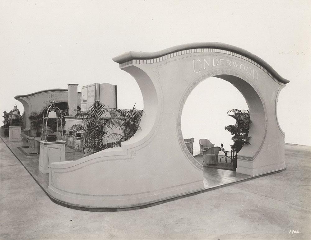 Sesqui-Centennial Liberal Arts Building Exhibit #8