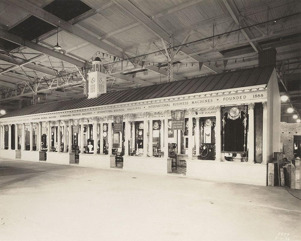 Sesqui-Centennial Liberal Arts Building Exhibit #10