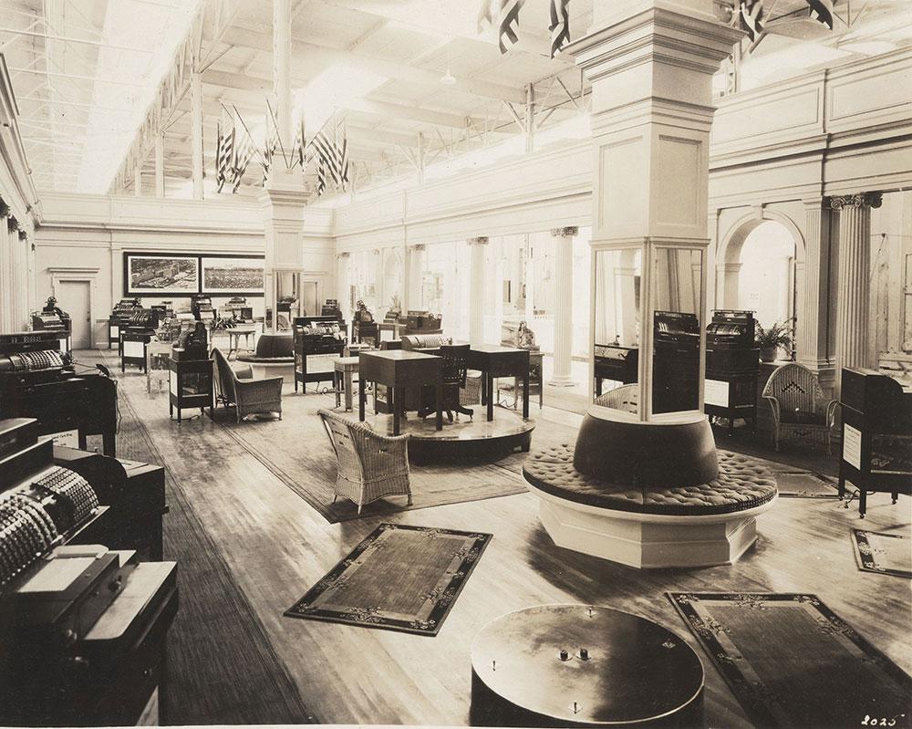 Sesqui-Centennial Liberal Arts Building Exhibit #13