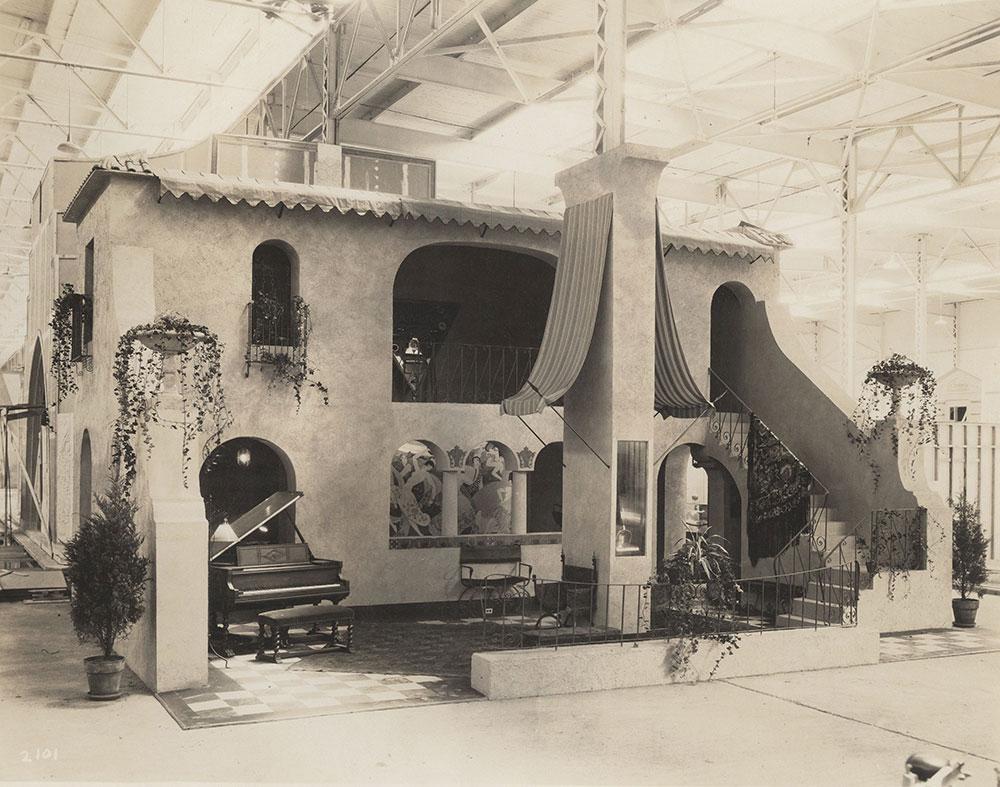 Sesqui-Centennial Liberal Arts Building Exhibit #16