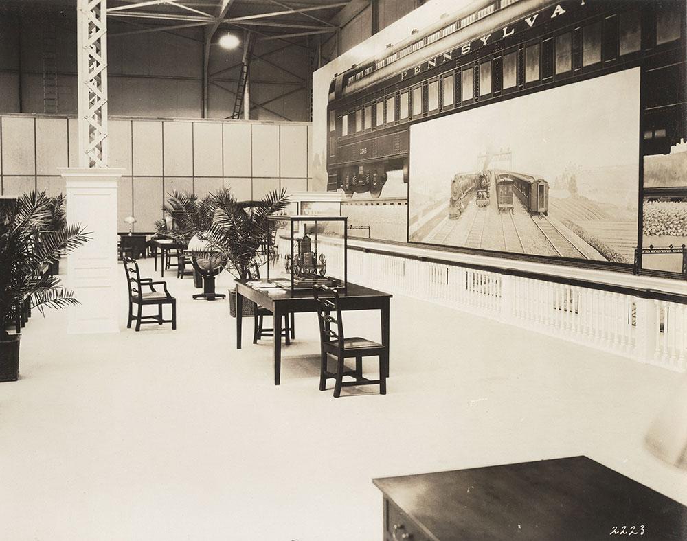 Sesqui-Centennial Liberal Arts Building Exhibit #23