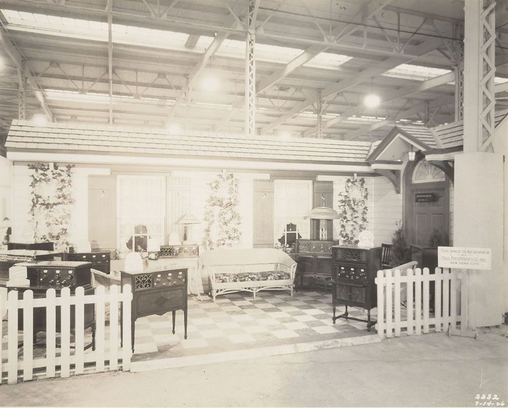 Sesqui-Centennial Liberal Arts Building Exhibit #25