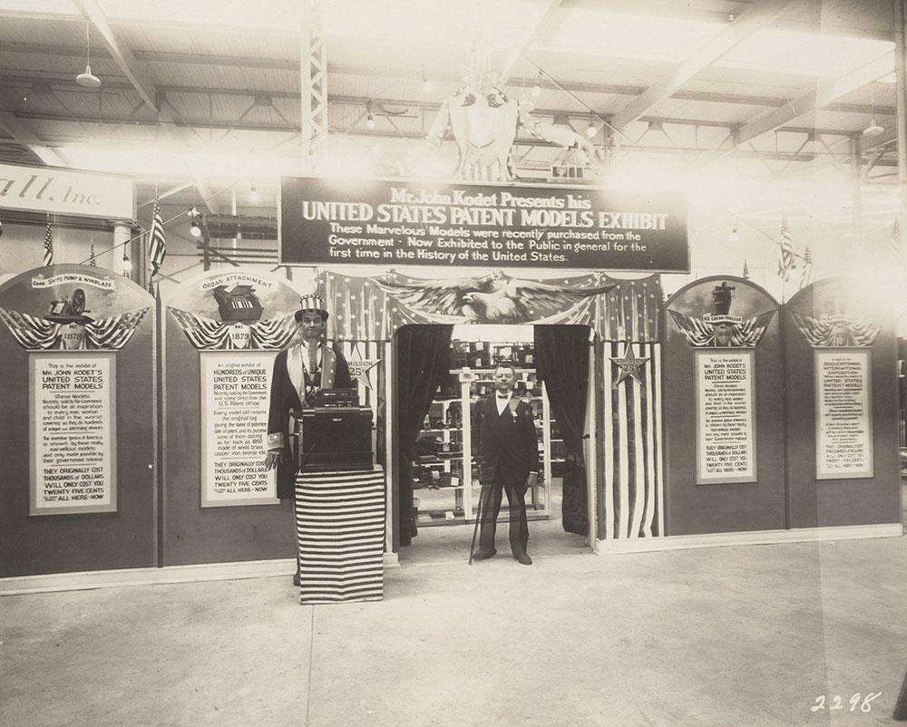Sesqui-Centennial Liberal Arts Building Exhibit #31
