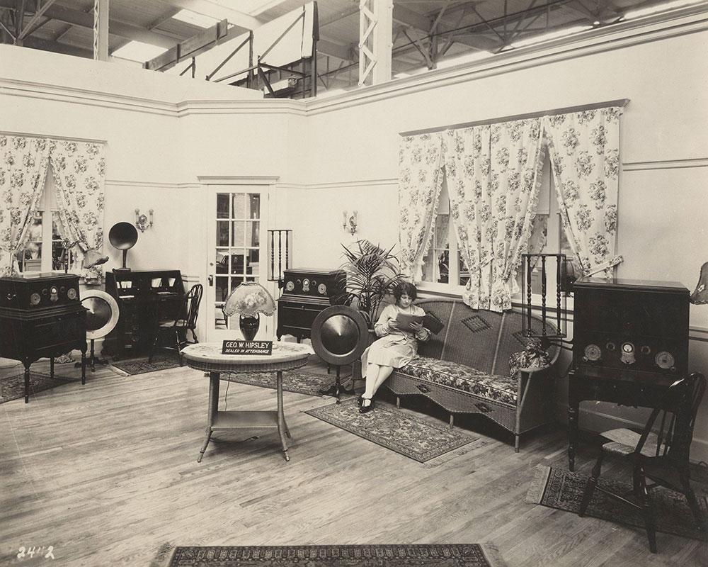 Sesqui-Centennial Liberal Arts Building Exhibit #35