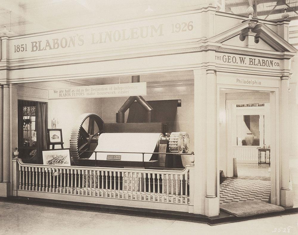 Sesqui-Centennial Liberal Arts Building Exhibit #38