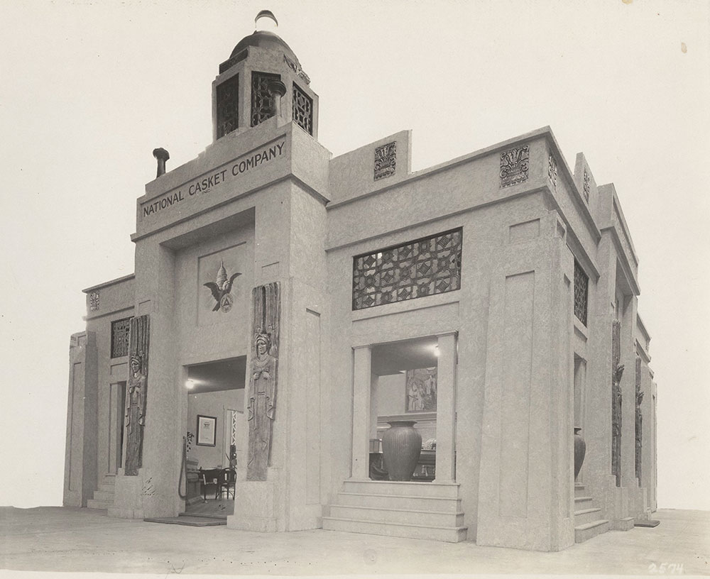 Sesqui-Centennial Liberal Arts Building Exhibit #40