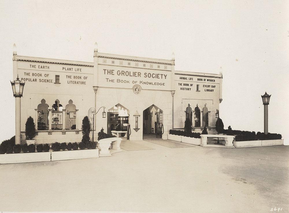 Sesqui-Centennial Liberal Arts Builiding Exhibit #49