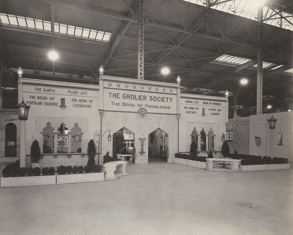 Sesqui-Centennial Liberal Arts Building Exhibit #50