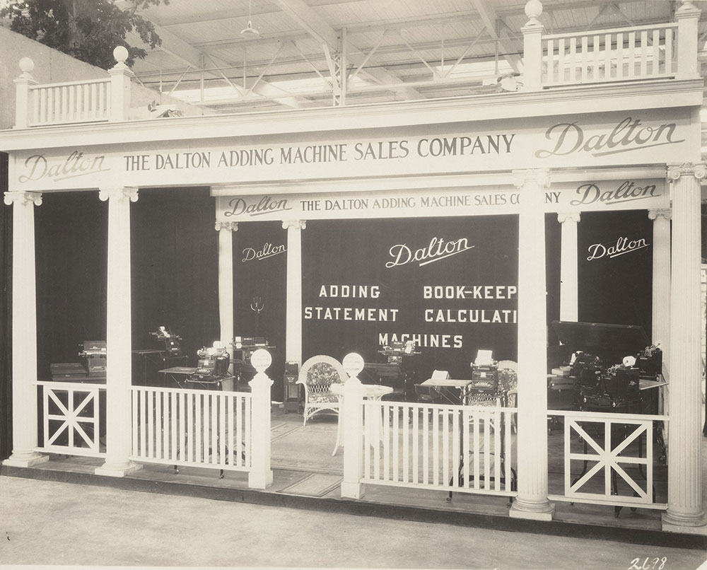 Sesqui-Centennial Liberal Arts Building Exhibit #52