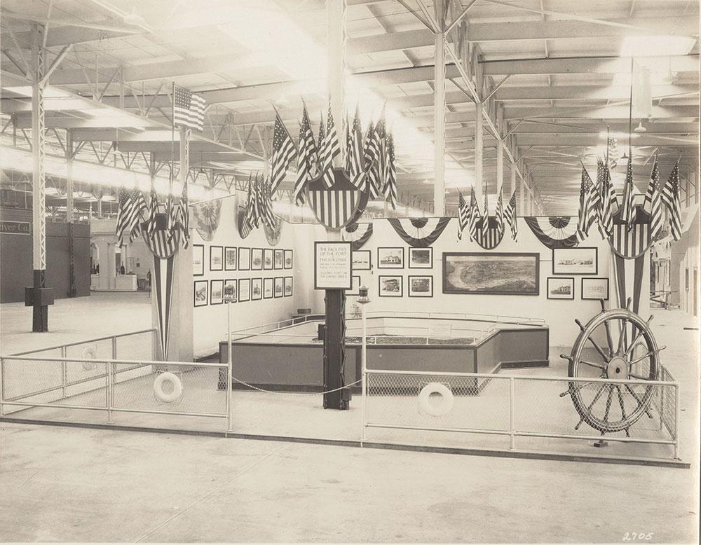 Sesqui-Centennial Liberal Arts Building Exhibit #57