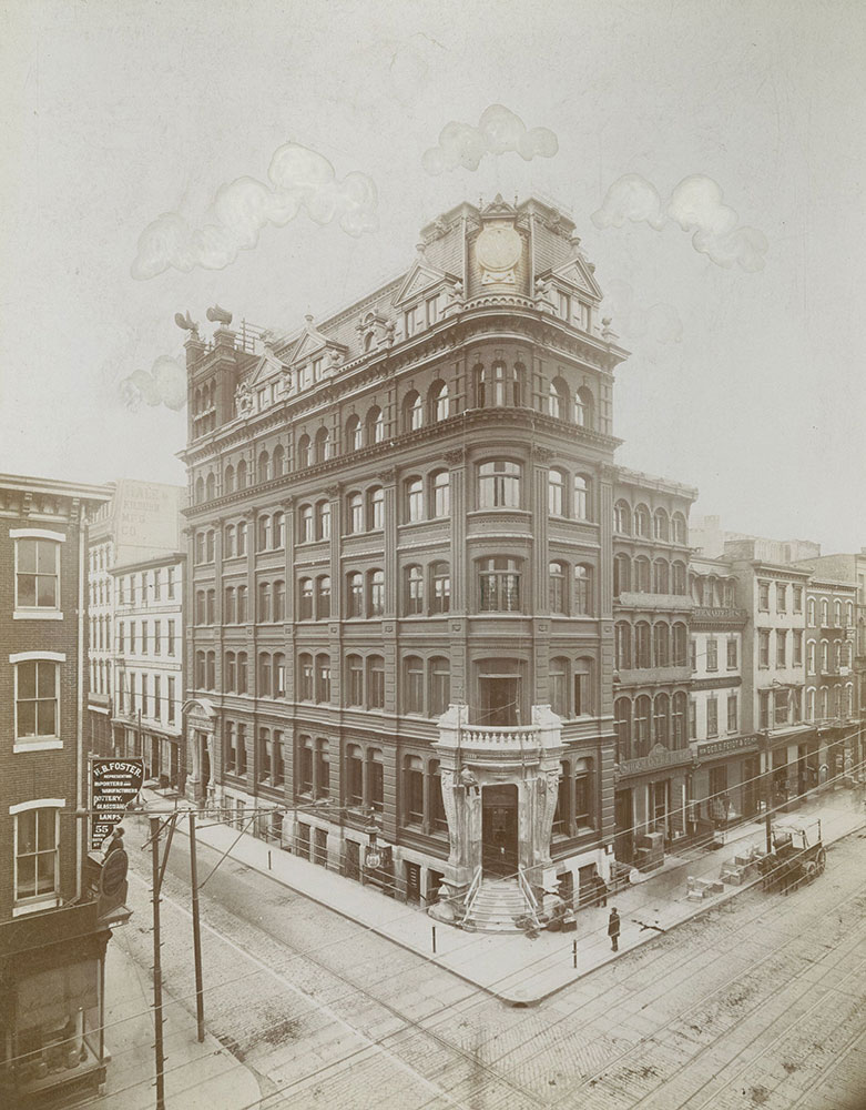 Office Building, Arch and 6th Streets