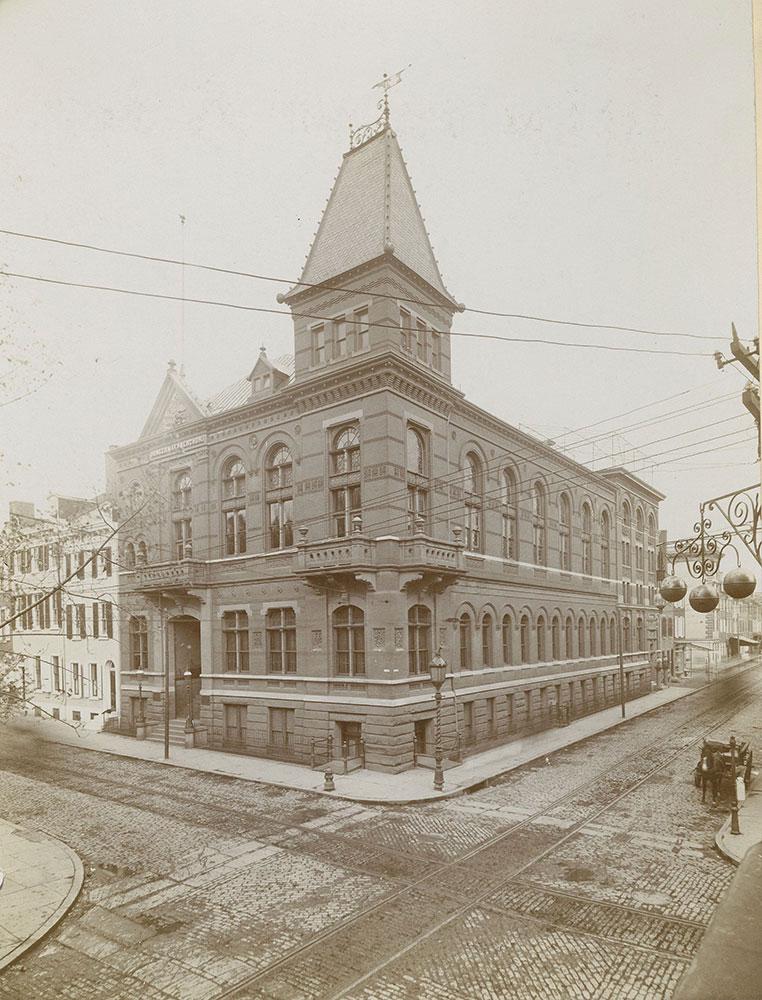 Junger Maennerchor Hall