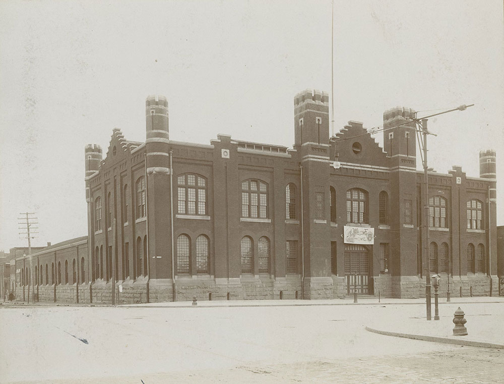 Pennsylvania National Guard Armory, First Regiment