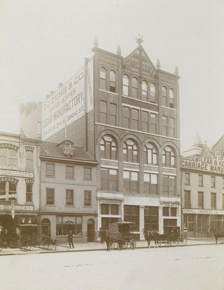 T.J. Dunn and Company Cigar Manufactory