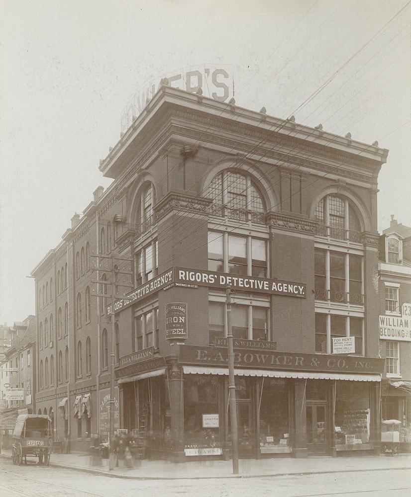 E.A. Bowker and Company