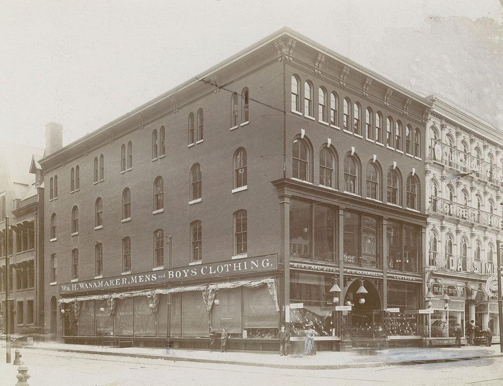 William H. Wanamaker Building