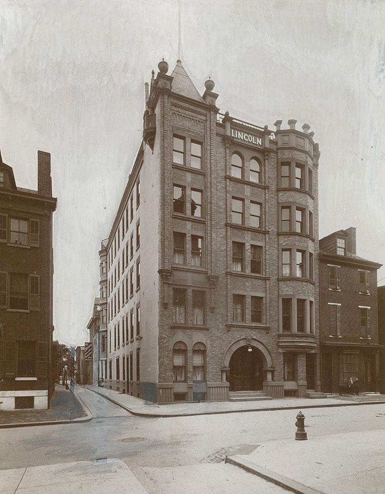 Lincoln Hotel - Y.W.C.A.