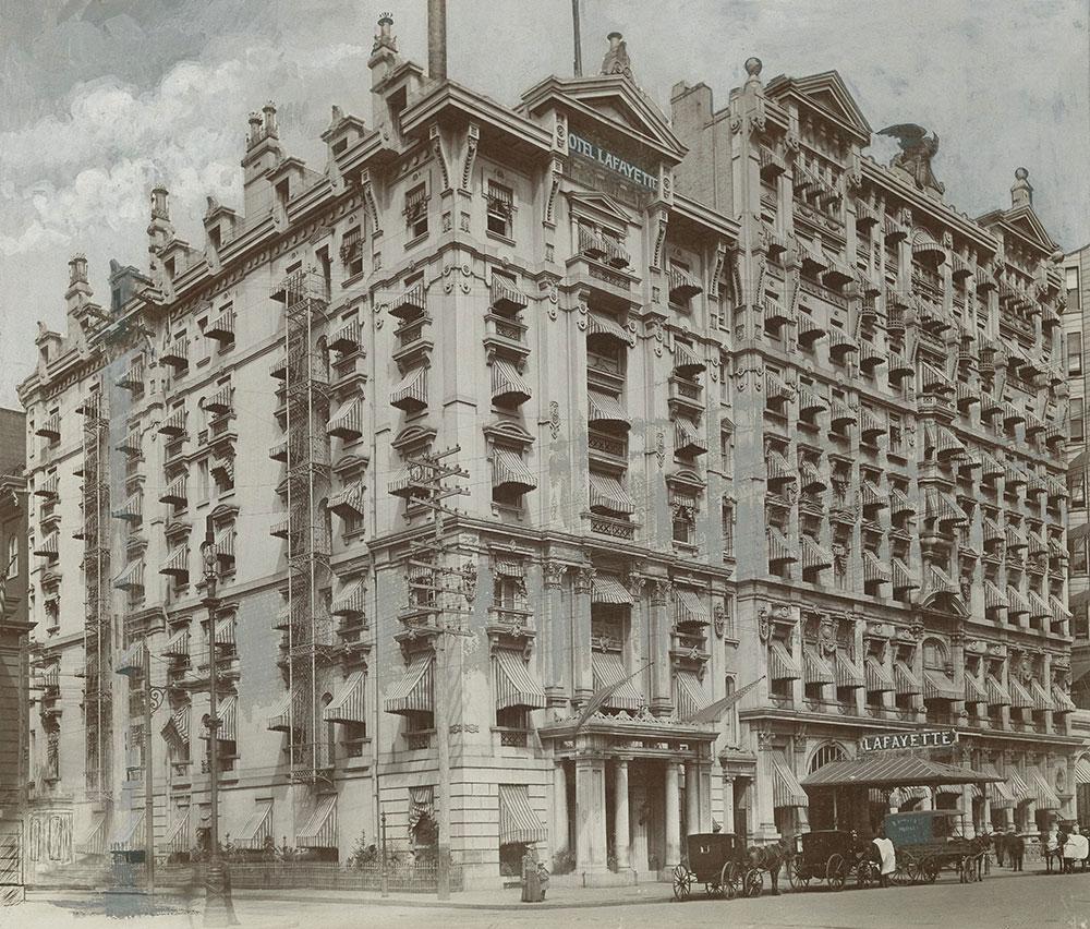 Lafayette Hotel (formerly La Pierre House)