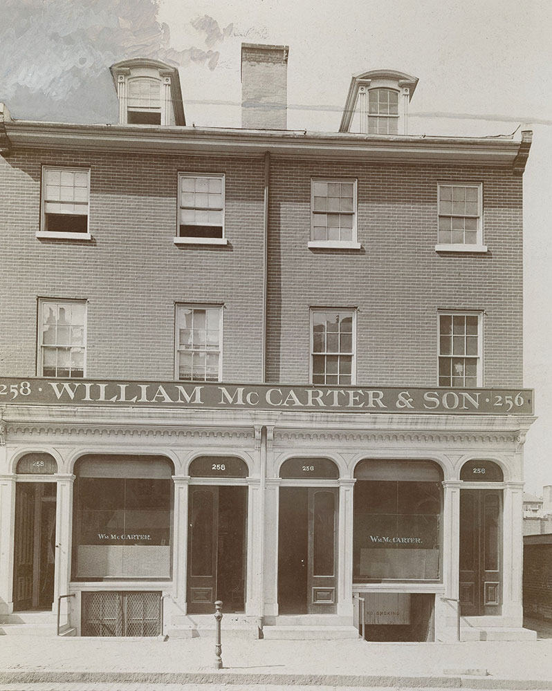 William McCarter and Son