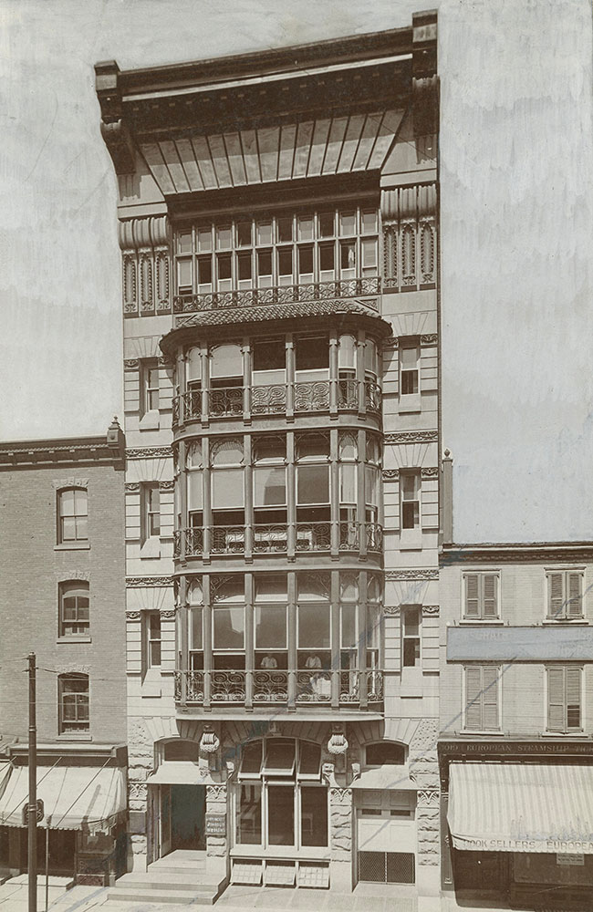 Lippincott, Johnson and Company, Cloth House