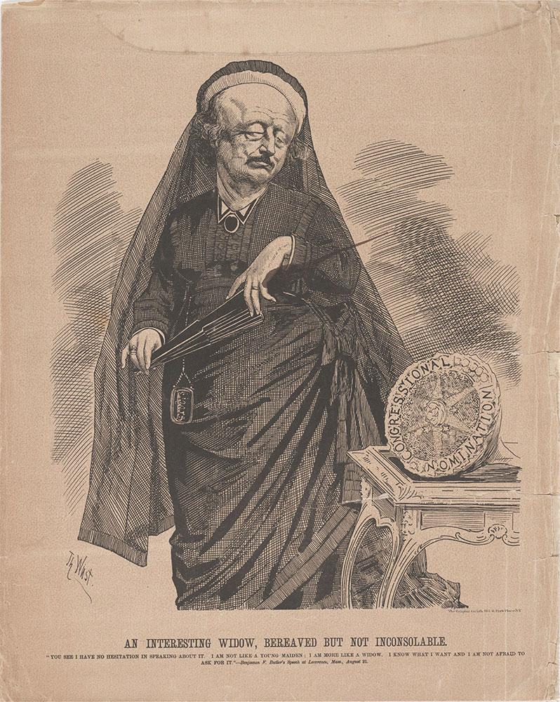 Interesting widow, An