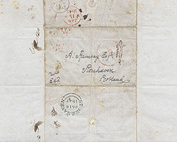 ALs to A. Ramsay, 30 December 1846