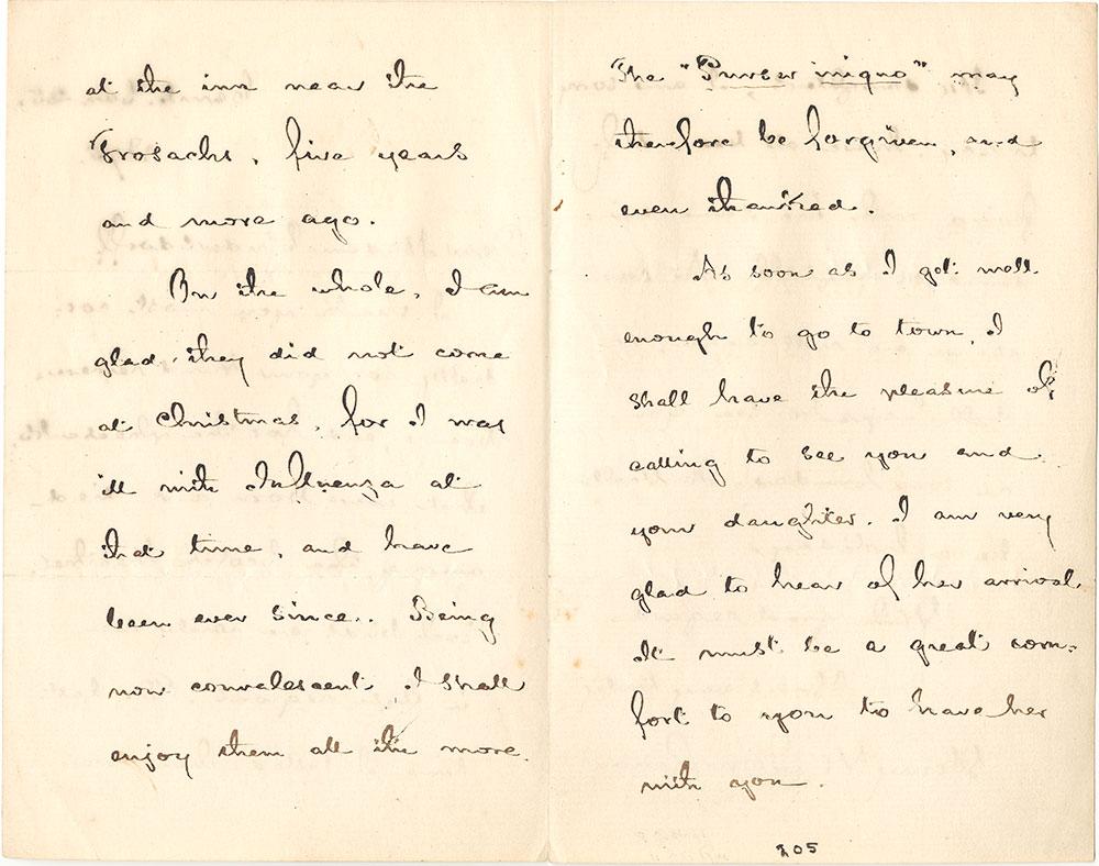 ALs to Hermine Rudersdorff, page 2-3