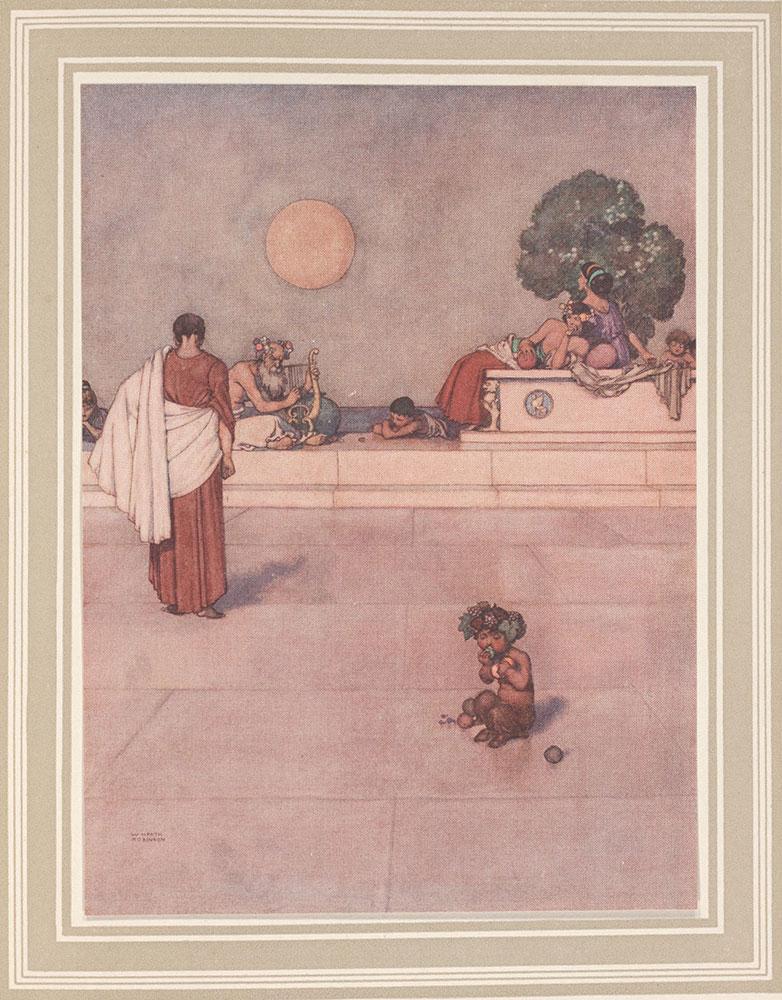 Illustration for A Midsummer-Night's Dream