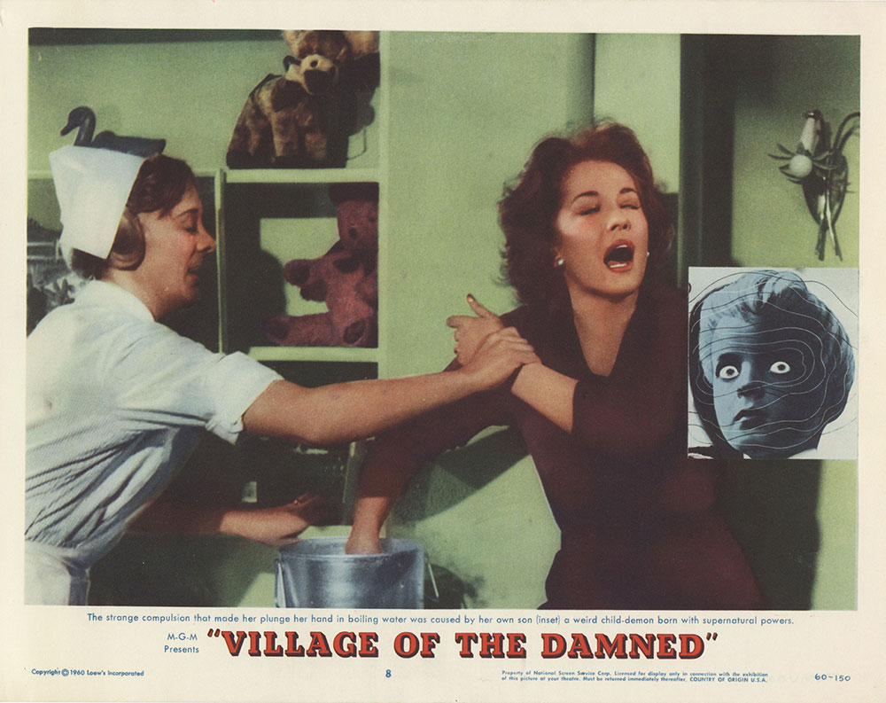 Lobby Card for Village of The Damned