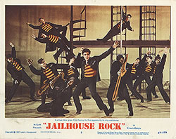 Lobby Card for Jailhouse Rock icon image